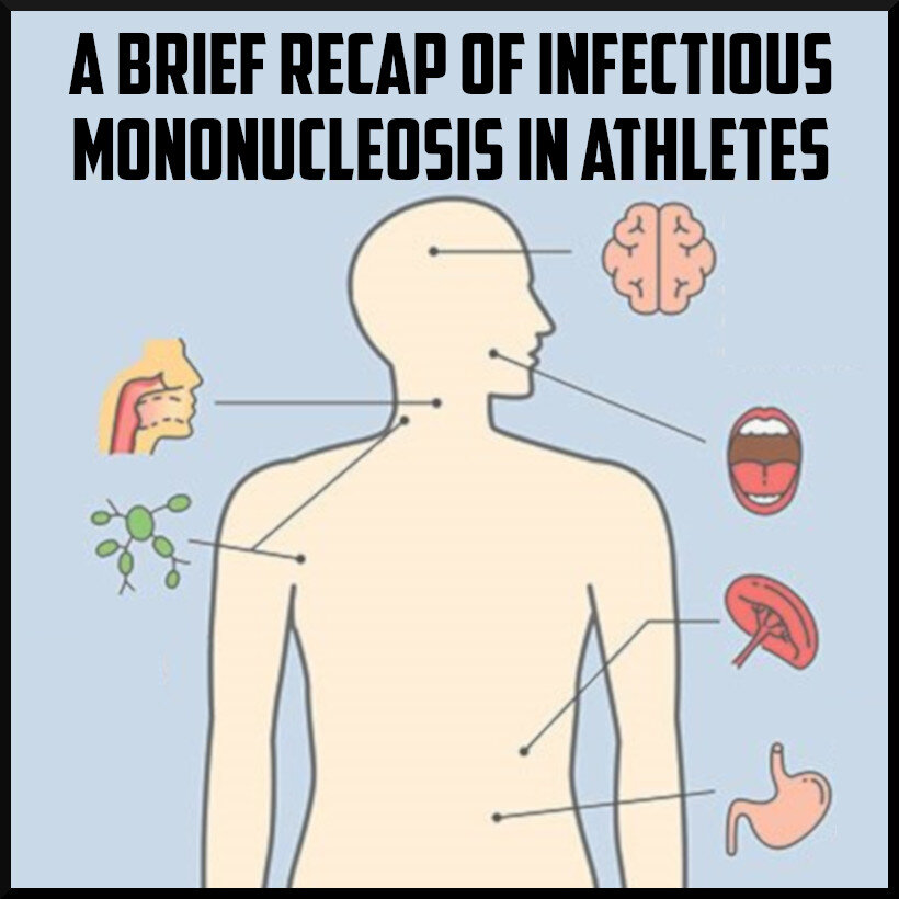 A Brief Recap of Infectious Mononucleosis in Athletes cover