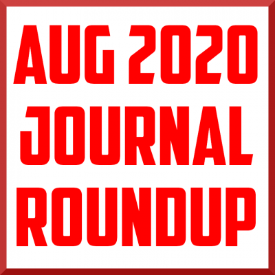 august 2020 journal review roundup