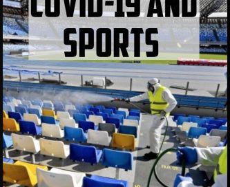 covid19 and sports cover