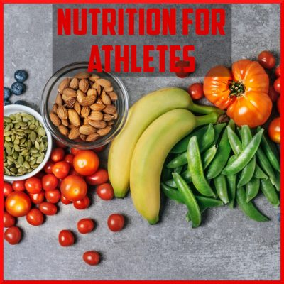 nutrition for athletes cover