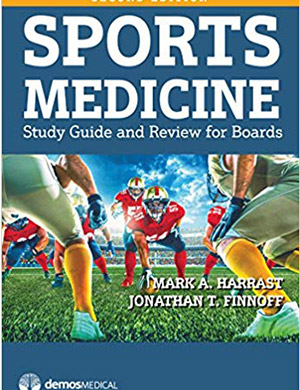 Sports Medicine: Study Guide and Review for Boards book harrast finnoff