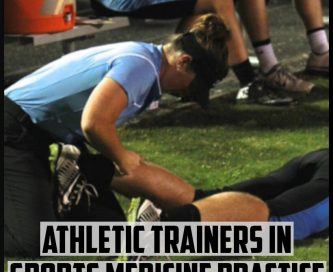 Athletic Trainers in Sports Medicine Practice Cover