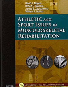 Athletic and Sport Issues in Musculoskeletal Rehabilitation book magee