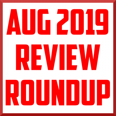 August 2019 journal review roundup