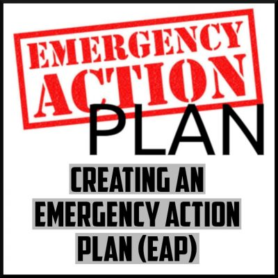 Creating an Emergency Action Plan EAP cover