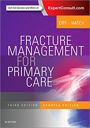 Fracture Management for Primary Care eiff hatch book
