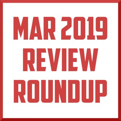March 2019 Journal Review Roundup