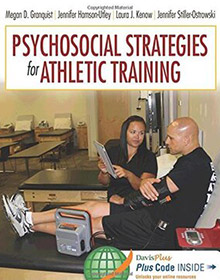 Psychosocial Strategies for Athletic Training book
