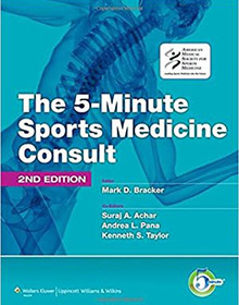 The 5-Minute Sports Medicine Consult (The 5-Minute Consult Series) book