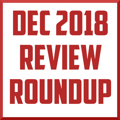 December 2018 Journal Review Roundup