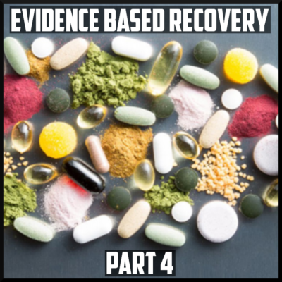 evidence based recovery part 4 medications and supplements