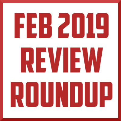 February 2019 Journal Review Roundup
