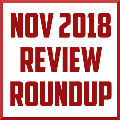 November 2018 Journal Review Roundup