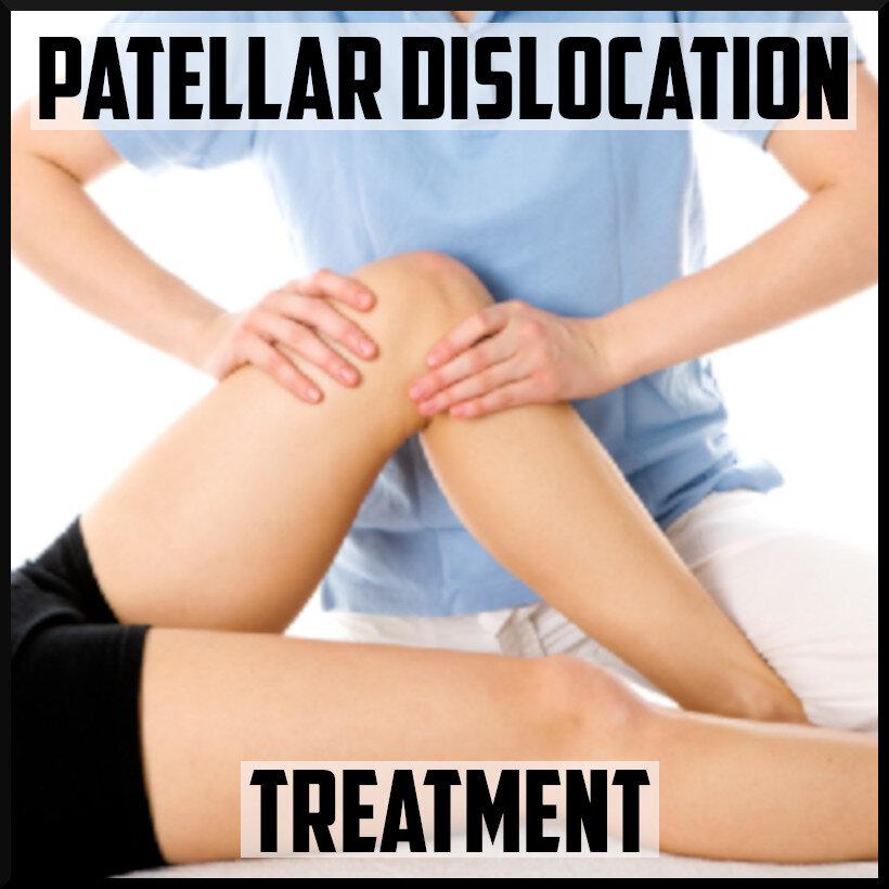 pateller dislocation treatment cover