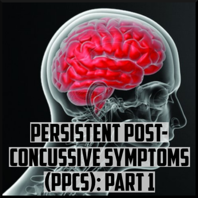 persistant post concussive symptoms part 1 cover