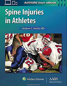 Spine Injuries in Athletes book