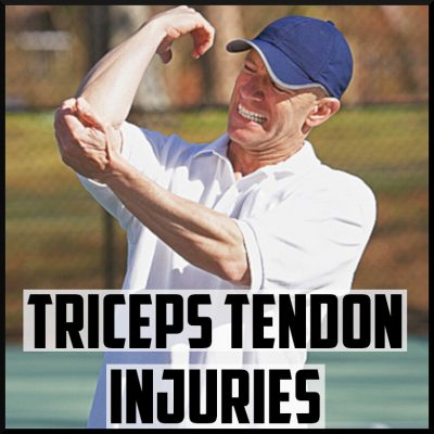 triceps tendon injuries cover