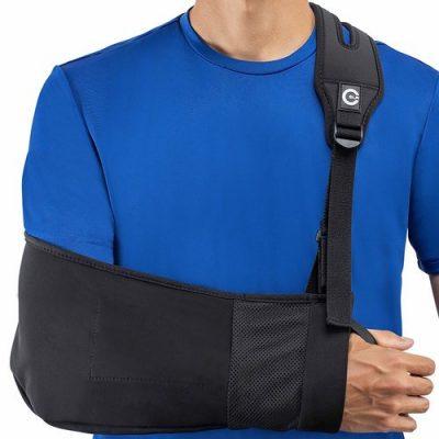 simple shoulder sling