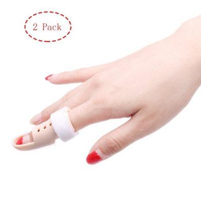 stack splint finger