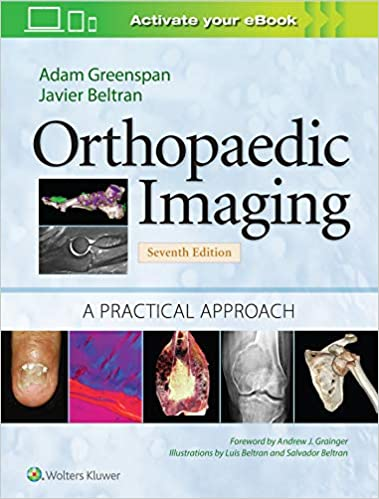 Orthopaedic Imaging A Practical Approach book cover