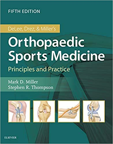 delee and drez orthopedic sports medicine 5th edition