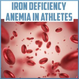 iron deficiency anemia in athletes cover