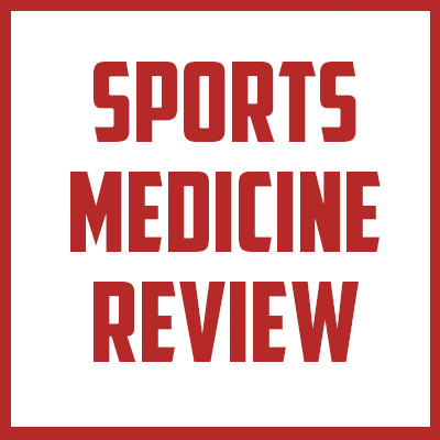 sports medicine review cover