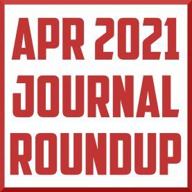 april 2021 sports medicine journal review roundup