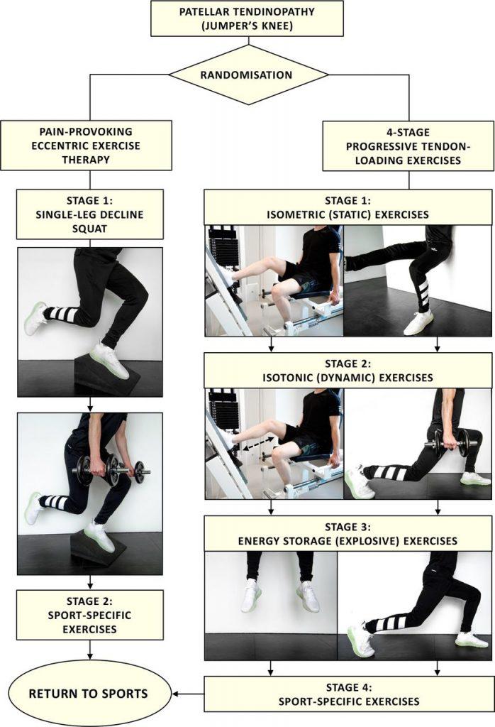 patellar tendinopathy rehab protocol