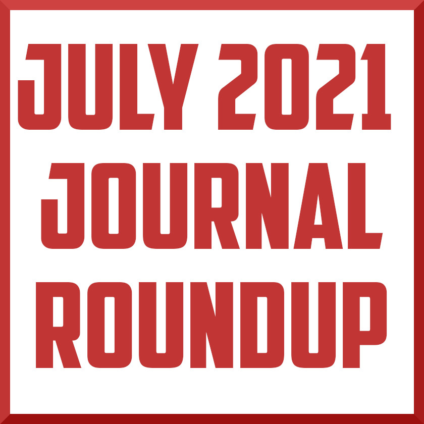 july 2021 journal roundup cover
